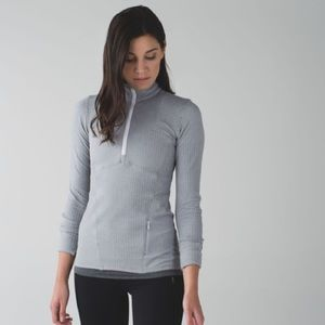 Lululemon Kanto Catch Me 1/2 Zip